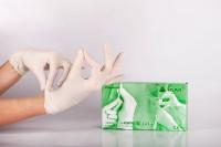перчатки латексные Sempercare